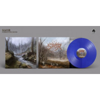 SAOR - Forgotten Paths - (royal blu color vinyl)