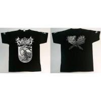 SARKRISTA - Black Devouring Flames (Black)- TS M