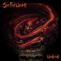 SIX FEET UNDER - Undead - Digipack