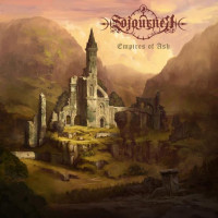 SOJOURNER - Empires of Ash (black vinyl)