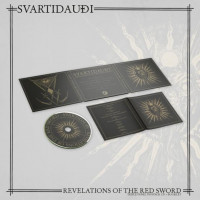 SVARTIDAUDI - Revelations of The Red Sword