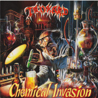 TANKARD -  Chemical invasion (2017 swirl color vinyl)