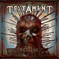 TESTAMENT - Demonic (LP)