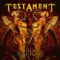 TESTAMENT - The  Gathering (LP)