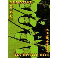 TYPE O NEGATIVE - Symphony for the devil (DVD+CD)