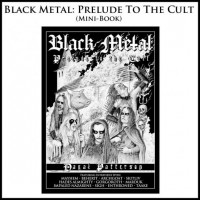 Various Artists - BLACK METAL: PRELUDE TO THE CULT mini-book
