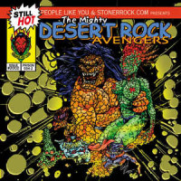 Various Artists - DESERT ROCK AVENGERS