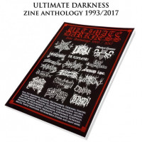 Various Artists - ULTIMATE DARKNESS ZINE ANTHOLOGY BOOK (Underground Archives Book II)