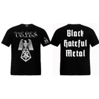 VELES - Black hateful metal - TS XL