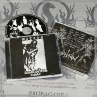 WATAIN - Rabid death curse - digipack