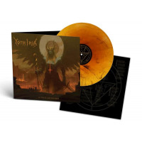 YOTH IRIA - As The Flame Withers (ORANGE/RED vinyl)