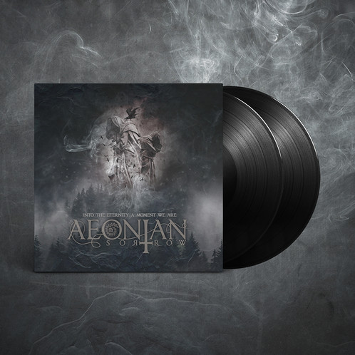 Aeonian Sorrow Into the eternity a moment we are