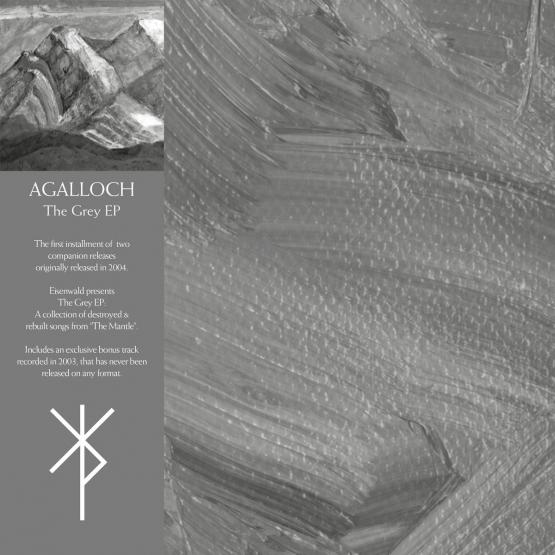 AGALLOCH The grey EP