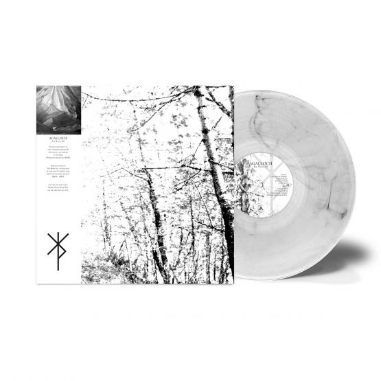 AGALLOCH The white EP (clear/smoke vinyl)