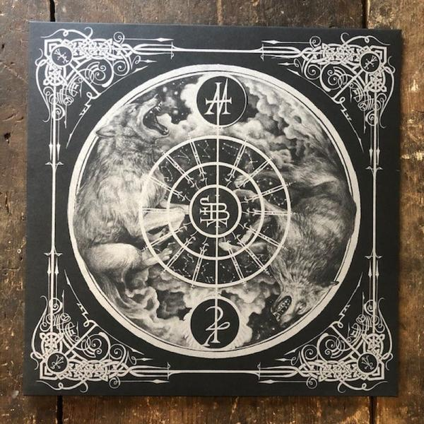 "ALMYRKVI split with The Ruins Of Beverast (12""LP clear)"