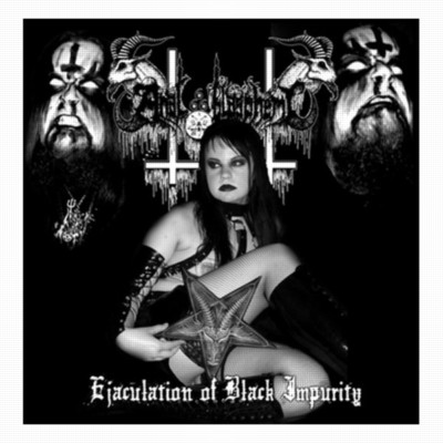 ANAL BLASPHEMY Ejaculation of Black Impurity