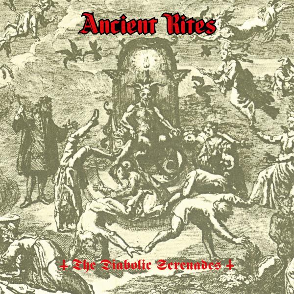 ANCIENT RITES The Diabolic Serenades (vinyl)