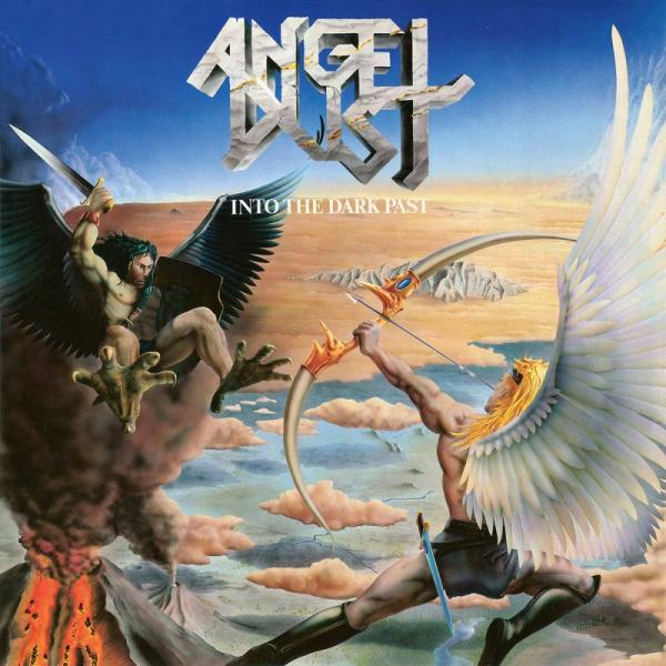ANGEL DUST Into the Dark Past (bottle green vinyl)