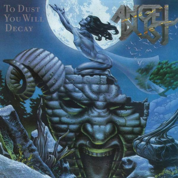 ANGEL DUST To Dust You Will Decay (SLIPCASE CD)