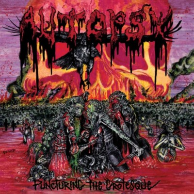 AUTOPSY Puncturing The Grotesque