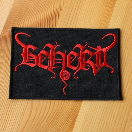 BEHERIT Red Logo