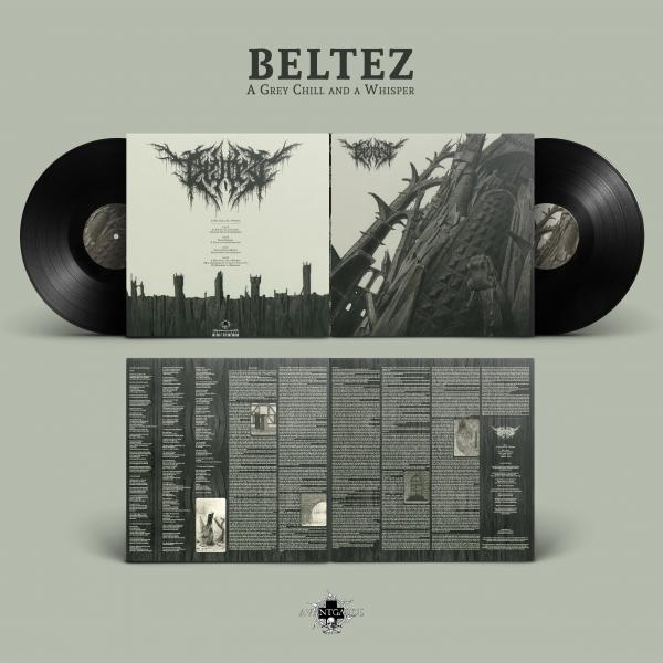 BELTEZ A Grey Chill And A Whisper (black vinyls)