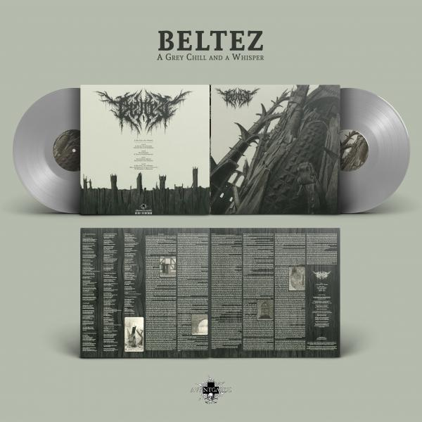 BELTEZ A Grey Chill And A Whisper (Grey Silver 2LP - Sound Cave Exclusive)