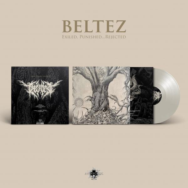 BELTEZ Exiled, punished... rejected (bone vinyl)