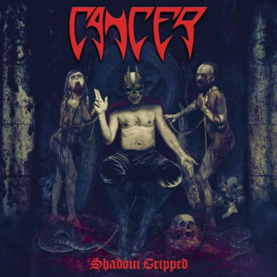 CANCER Shadow Gripped