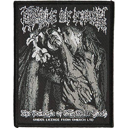CRADLE OF FILTH The principle of.... - patch