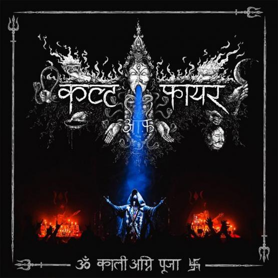 CULT OF FIRE Kali Fire Puja (Live 2018)