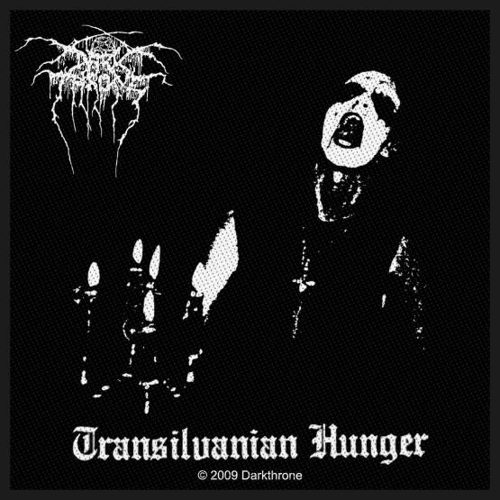 DARKTHRONE Transilvanian Hunger (patch)