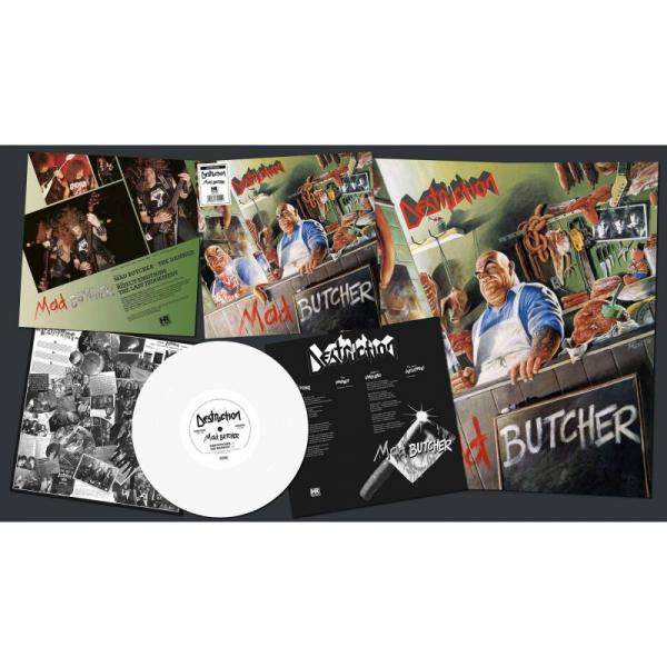 DESTRUCTION Mad butcher (LP)
