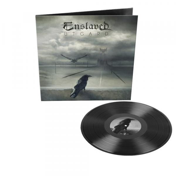 ENSLAVED Utgard (black vinyl)