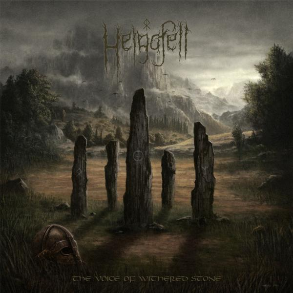 HELGAFELL The Voice of Withered Stone