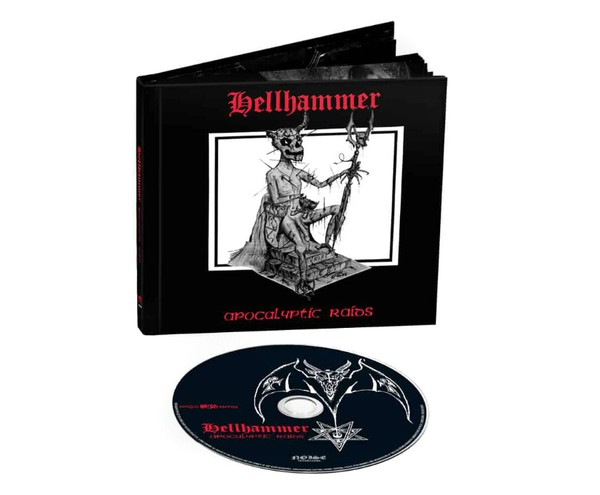HELLHAMMER Apocalyptic Raids (CD)