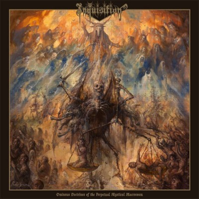 INQUISITION Ominous Doctrines Of The Perpetual..