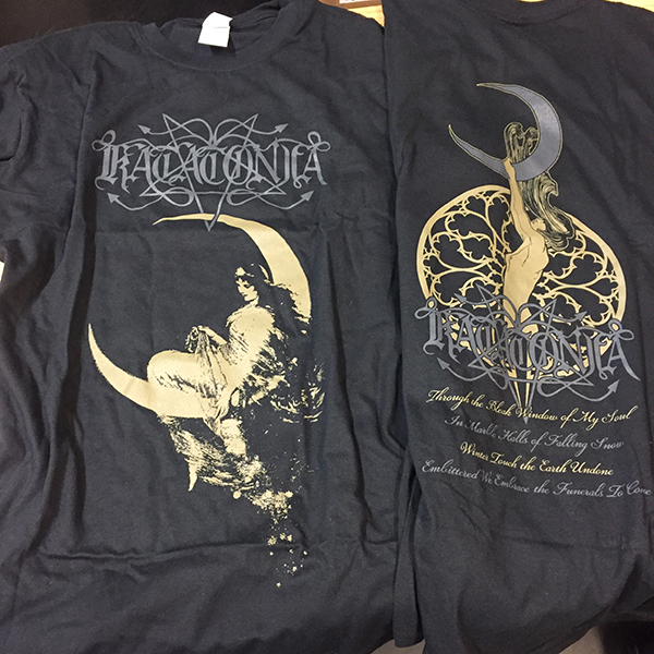 KATATONIA For Funerals to Come / Moon LONGSLEEVES