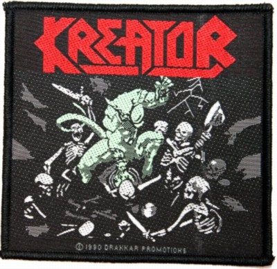 KREATOR Pleasure to kill - Patch