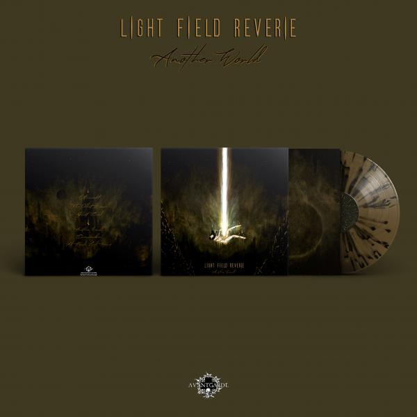 LIGHT FIELD REVERIE Another World (gold/black splatter vinyl)