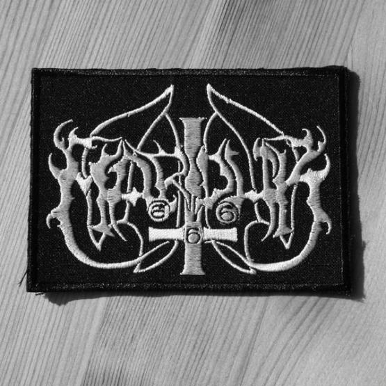 MARDUK Logo -Embr. Patch