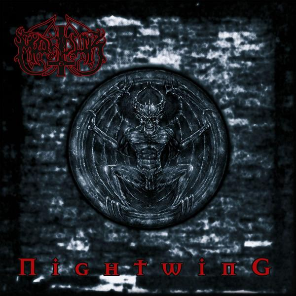 MARDUK Nightwing (black vinyl)