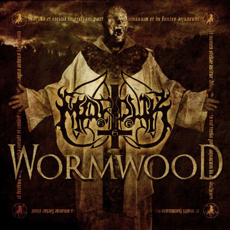 MARDUK Wormwood (red vinyl 2010)