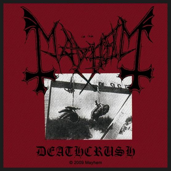 MAYHEM Deathcrush (patch)