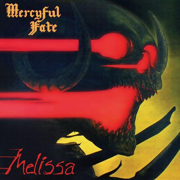MERCYFUL FATE Melissa (cherry red vinyl)