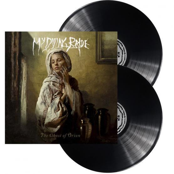 MY DYING BRIDE The ghost of Orion (black LP)