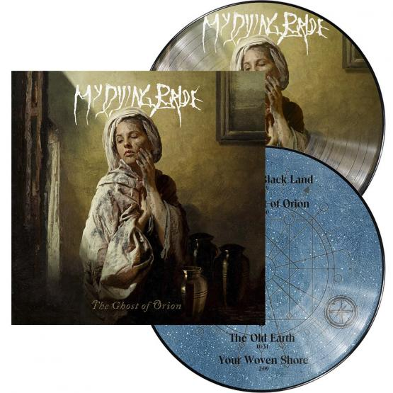 MY DYING BRIDE The ghost of Orion (picture LP)