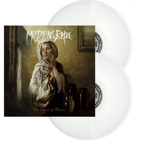 MY DYING BRIDE The ghost of Orion (white LP)