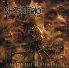 NECROTERIO A ROTTEN PILE OF DEAD HUMANS