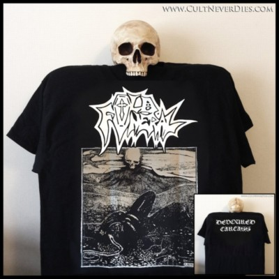 OLD FUNERAL Devoured Carcass - TS XL